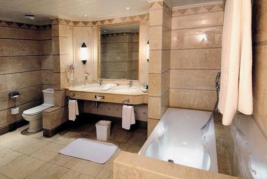 The Sheraton En Suite Bathroom: Luksusowy SHERATON Soma Bay PREMIUM