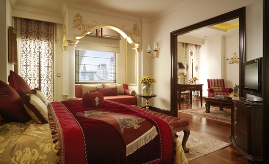 Mardan Palace Dolmbache Suite Executive