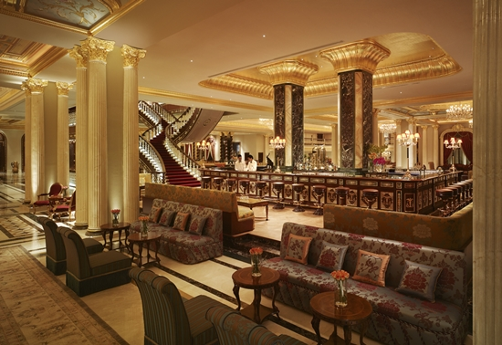 Mardan Palace lobby bar